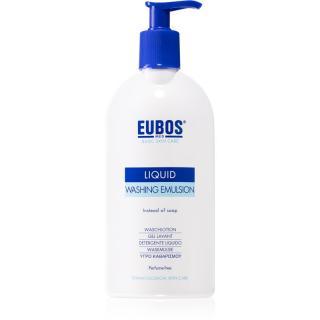 Eubos Basic Skin Care Blue mycí emulze bez parfemace 400 ml dámské 400 ml