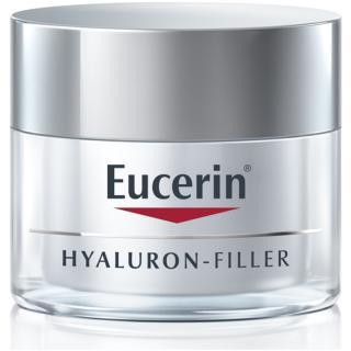 Eucerin Hyaluron-Filler denní krém proti vráskám pro suchou pleť SPF 15 50 ml dámské 50 ml