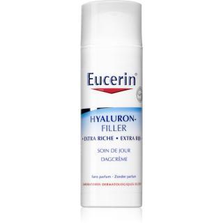Eucerin Hyaluron-Filler denní protivráskový krém pro suchou až velmi suchou pleť 50 ml dámské 50 ml
