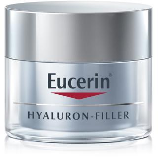 Eucerin Hyaluron-Filler noční krém proti vráskám 50 ml dámské 50 ml