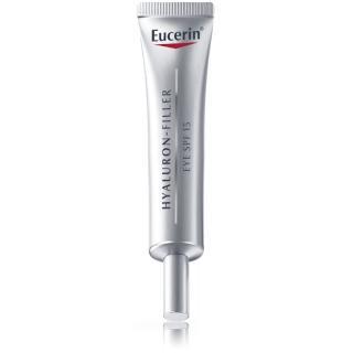 Eucerin Hyaluron-Filler oční krém proti hlubokým vráskám SPF 15 15 ml dámské 15 ml