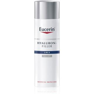 Eucerin Hyaluron-Filler Urea noční protivráskový krém pro velmi suchou pleť 50 ml dámské 50 ml