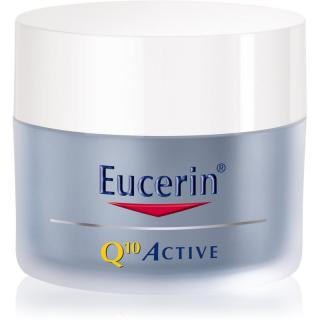 Eucerin Q10 Active regenerační noční krém proti vráskám 50 ml dámské 50 ml