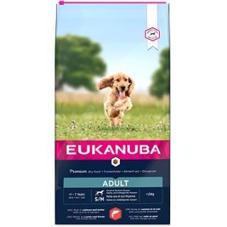 Eukanuba Adult Small & Medium Salmon 12kg