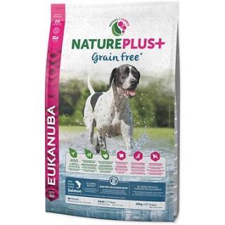 Eukanuba Nature Plus  Adult Grain Free Salmon 10kg
