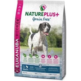 Eukanuba Nature Plus  Adult Grain Free Salmon 2,3kg