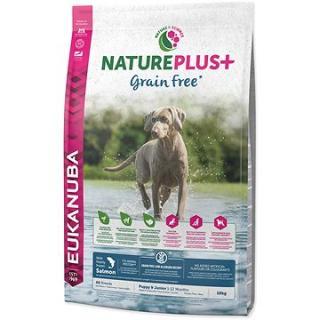 Eukanuba Nature Plus  Puppy Grain Free Salmon 10kg