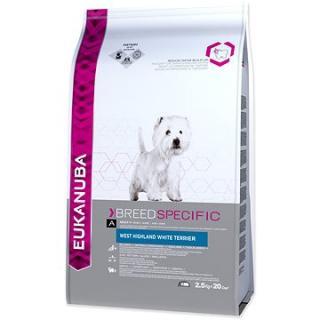 Eukanuba West High. White Terrier 2,5kg