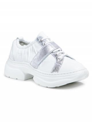 Eva Minge Sneakersy EM-49-09-001058 Bílá dámské 35