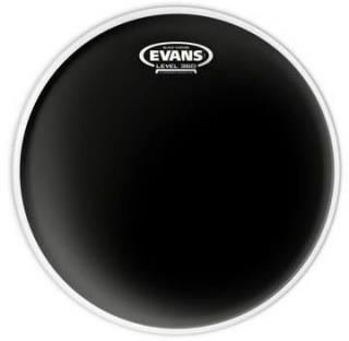 Evans TT16CHR Black Chrome Drum Head 16