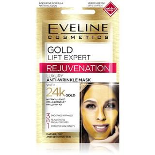 EVELINE COSMETICS Gold Lift Expert Anti Wrinkle Mask 7 ml