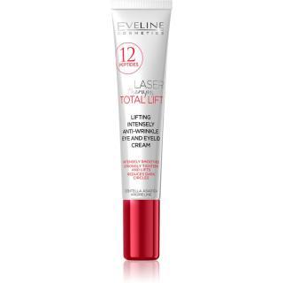 Eveline Cosmetics Laser Therapy Total Lift liftingový krém na oční okolí 15 ml dámské 15 ml
