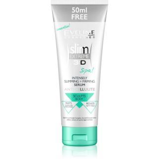 Eveline Cosmetics Slim Extreme zeštíhlující a zpevňující sérum proti celulitidě 250 ml dámské 250 ml