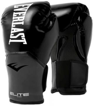 Everlast Pro Style Elite Gloves Black/Grey 14 oz dámské 14 oz