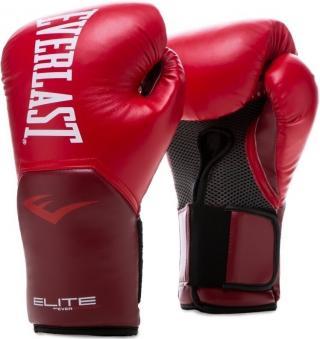 Everlast Pro Style Elite Gloves Flame Red 12 oz dámské 12 oz