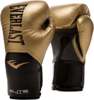 Everlast Pro Style Elite Gloves Gold 10 oz dámské 10 oz