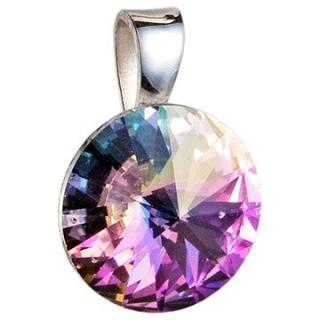 EVOLUTION GROUP 34112.5 kulatý-rivoli dekorovaný krystaly Swarovski®