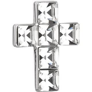 EVOLUTION GROUP 34236.1 křížek, dekorovaný krystaly Swarovski®