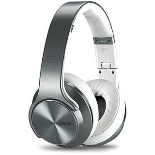 EVOLVEO SupremeSound E9 stříbrno/bílá