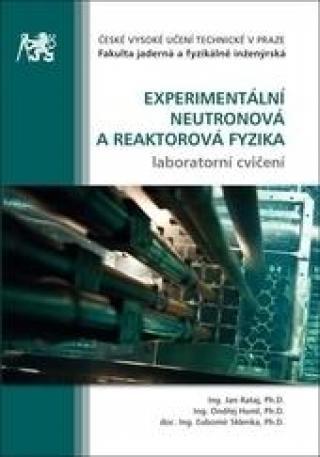 Experimentální neutronová a reaktorová fyzika - Rataj Jan