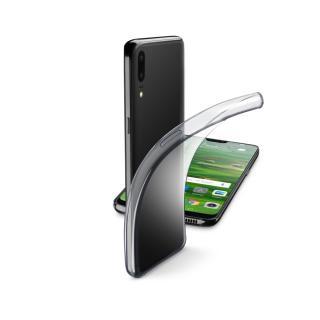 Extratenký zadní kryt CellularLine Fine pro Huawei P20, bezbarvý