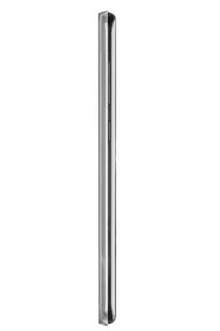 Extratenký zadní kryt Cellularline Fine pro Samsung Galaxy S20, transparentní