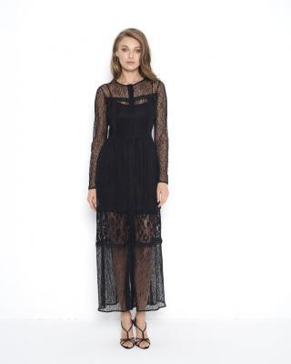 Ezuri Womans Dress 5630 dámské Black 40