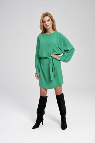 Ezuri Womans Dress 5739-11 dámské Green 38