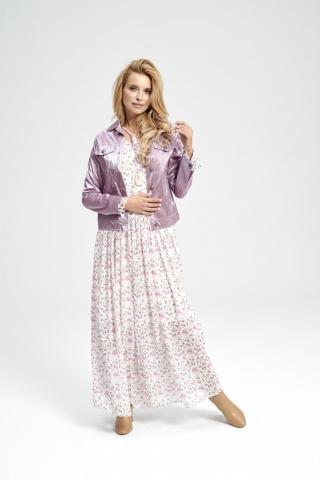Ezuri Womans Jacket 5775-07 Violet dámské Purple 46