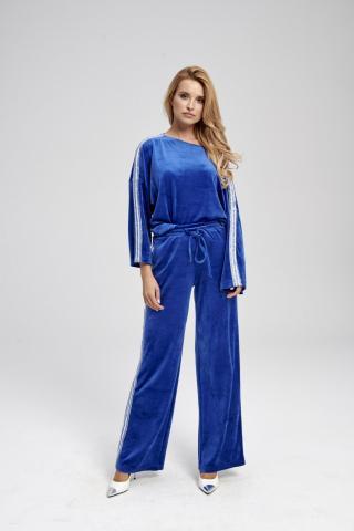 Ezuri Womans Pants 5705-09 dámské Blue 40