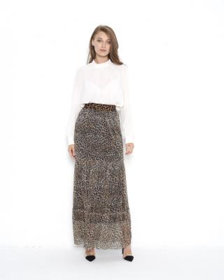 Ezuri Womans Skirt 5668 dámské Brown 36
