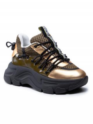 Fabi Sneakersy FD6709 Zelená dámské 36
