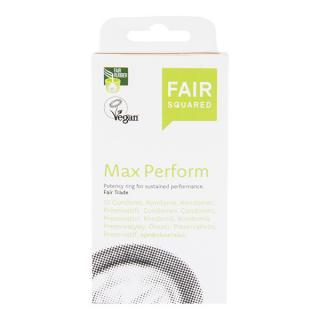 FAIR SQUARED Kondom Max Perform 10 ks pánské