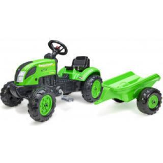 FALK - Šlapací traktor Country Farmer s valníkem