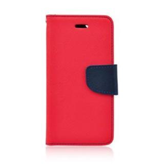 Fancy Diary flipové pouzdro pro HUAWEI NOVA 5T red/blue