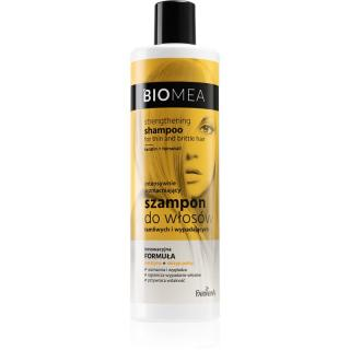 Farmona Biomea Strengthening posilující šampon pro slabé vlasy s tendencí vypadávat 400 ml dámské 400 ml
