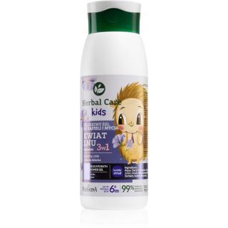 Farmona Herbal Care Kids sprchový gel na obličej, tělo a vlasy 3 v 1 pro děti 400 ml 400 ml