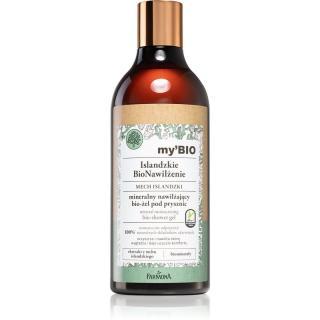 Farmona MyBio Iceland Moss minerální sprchový gel 500 ml dámské 500 ml