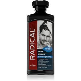 Farmona Radical Men šampon proti lupům pro muže 400 ml pánské 400 ml