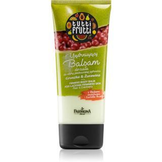 Farmona Tutti Frutti Pear & Cranberry zpevňující tělový balzám 200 ml dámské 200 ml