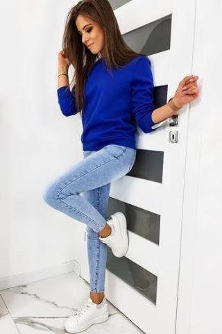 FASHION II womens sweatshirt blue BY0154 dámské Neurčeno L