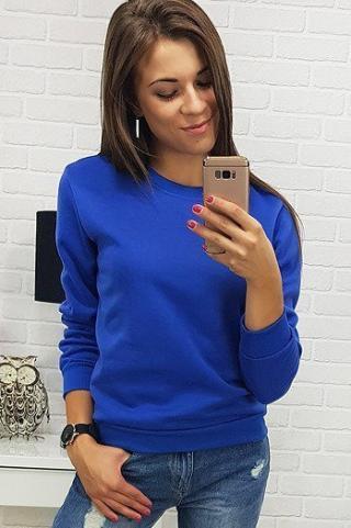 FASHION II womens sweatshirt light blue BY0163 dámské Neurčeno S