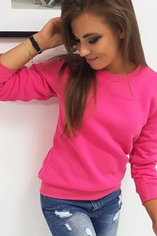 FASHION II womens sweatshirt pink BY0153 dámské Neurčeno S