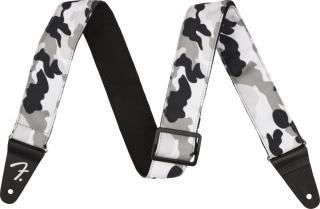 Fender 2 Camo Strap Winter White