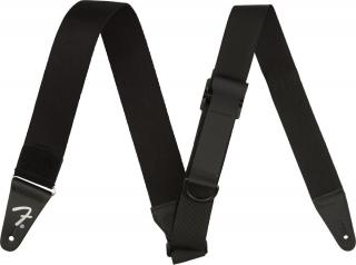Fender 2 Right Height Rayon Strap Black