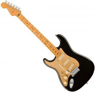 Fender American Ultra Stratocaster LH MN Texas Tea Black