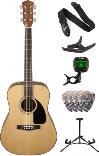Fender CD-60 NA V3 Deluxe SET Natural