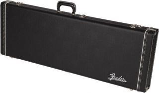 Fender G&G Deluxe Hardshell Case Jaguar/Jazzmaster/Toronado/Jagmaster Black