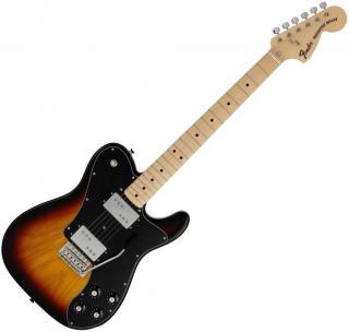 Fender MIJ Deluxe 70s Telecaster MN 3-Color Sunburst