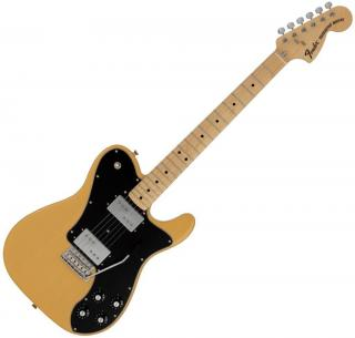 Fender MIJ Deluxe 70s Telecaster MN Butterscotch Blonde Yellow